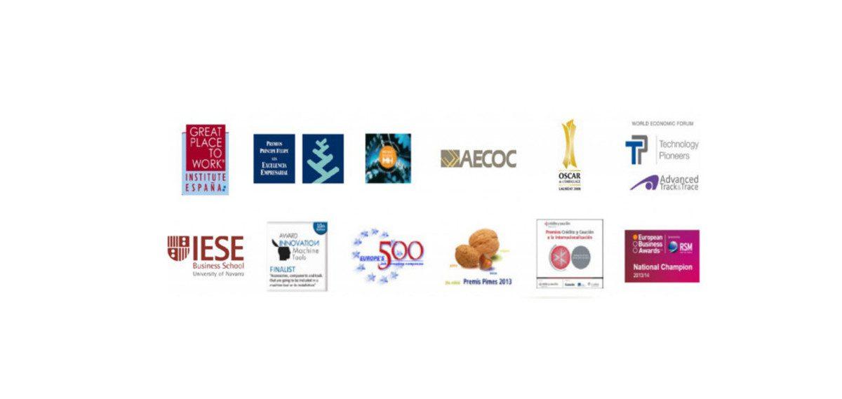 Reconocimientos a Macsa ID: premios y menciones
