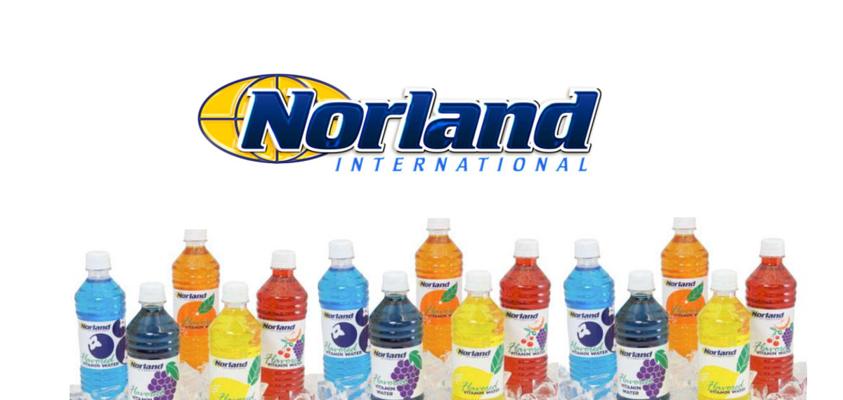 Norland International - PET bottles marking