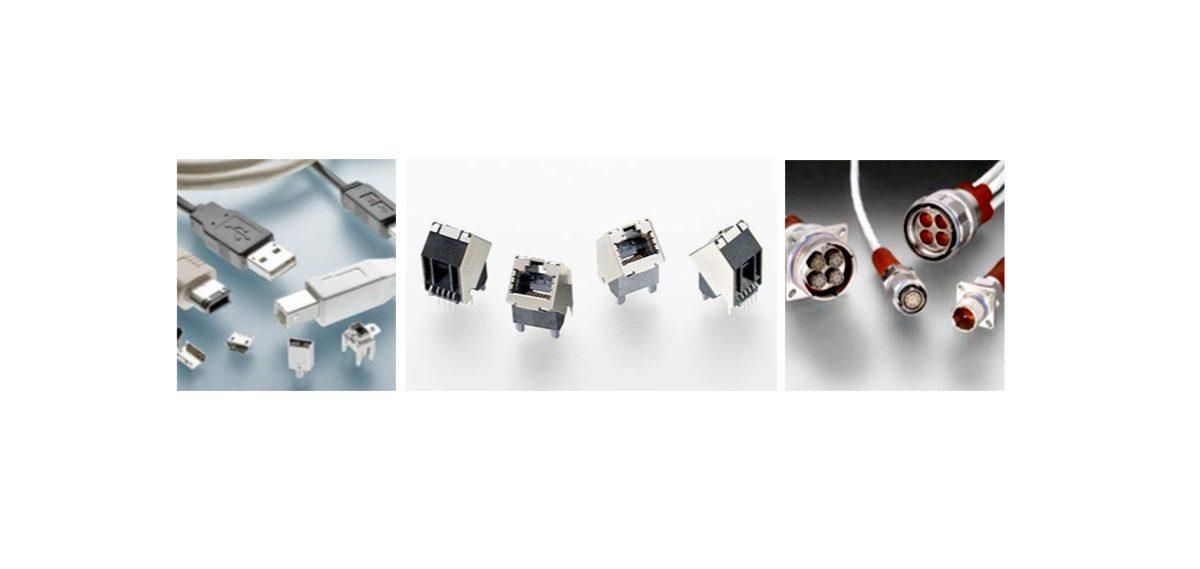 TYCO ELECTRONICS: Marcaje con 3 láseres distintos sobre plástico