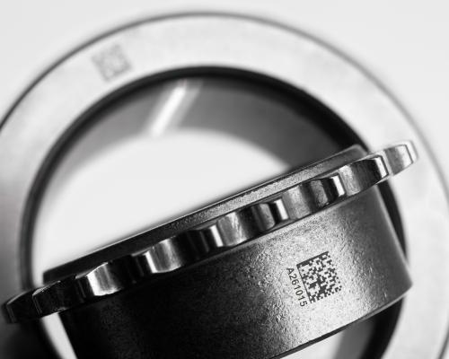 Marcador láser para el mercado industrial
