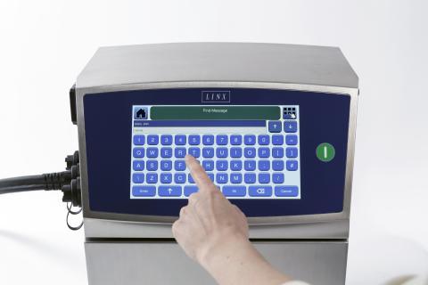 Impresora de inyección de tinta de alto rendimiento