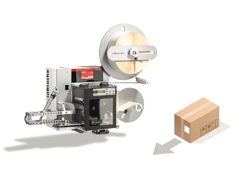 Etiquetaje: impresión y aplicación de etiquetas en diferentes caras del producto