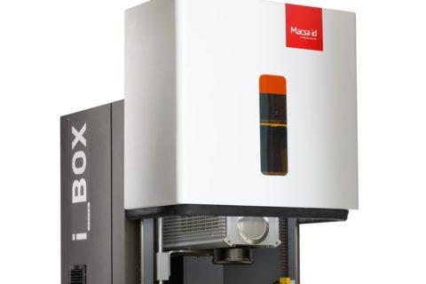 The mid-range laser marking workstation