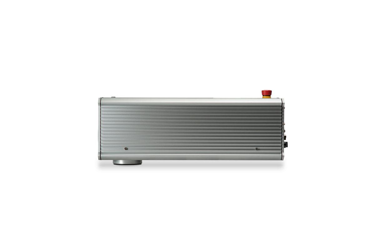 Nano DPSS, el sistema de marcado láser industrial todo en uno, compacto y asequible