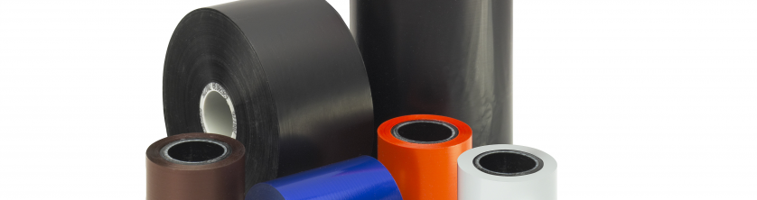Thermal transfer ribbons for all types of markings