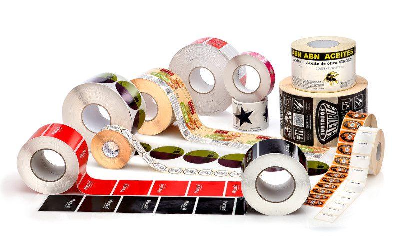Etiquetas para todo tipo de marcaje y etiquetado