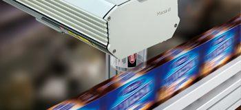 Packaging laser