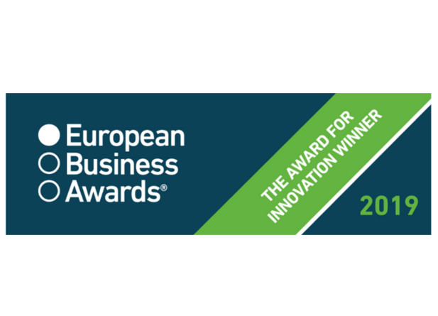 EUROPEAN BUSINESS AWARDS: The Award for Innovation Winner