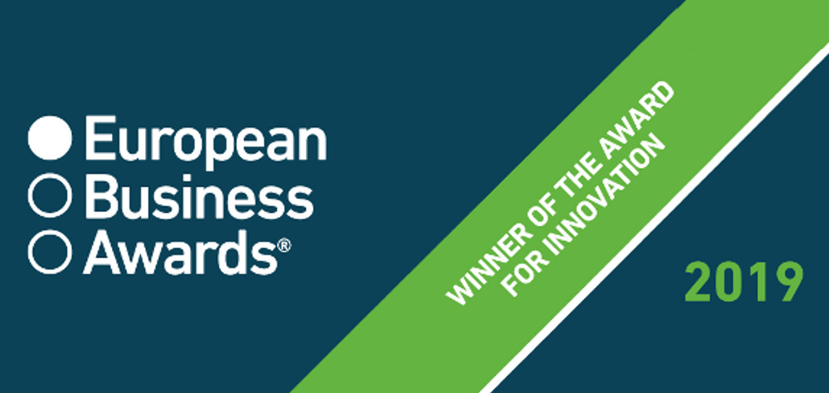 "Macsa ID wins the ""Innovation Award"" at the ""European Business Awards 2019"""
