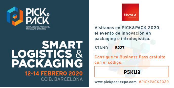 Pick & Pack Macsa ID