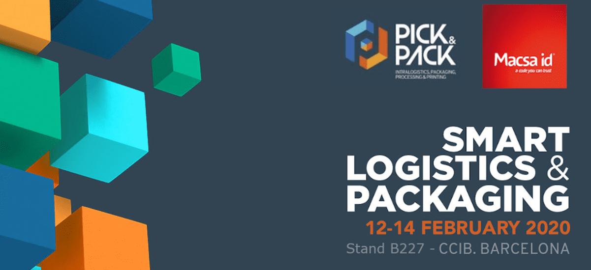 Macsa ID presente en la Feria Pick & Pack 2020 de Barcelona