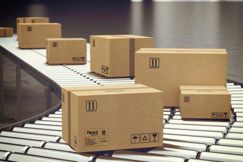 Cardboard laser marking