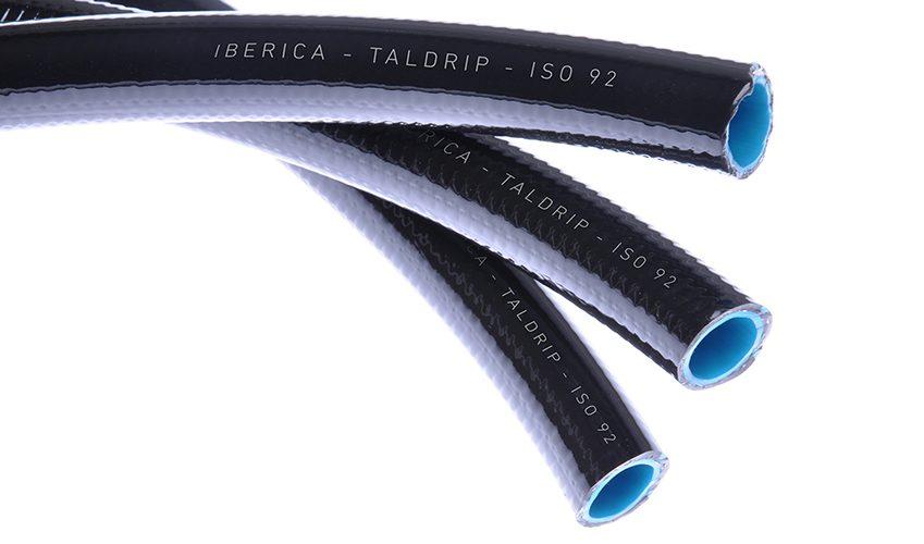 Marcaje láser en tuberías, cables y extrusionados