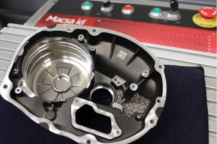 Traceability in automotive parts